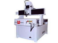 Small CNC Router- Techno CNC Routers