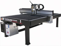 Plasma Cutter with CNC Interface